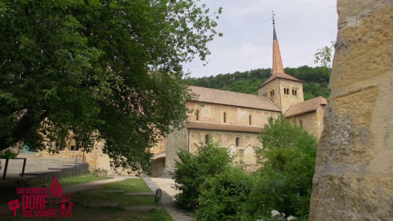 Wird Romainmôtier das schönste Dorf der Schweiz 2015?