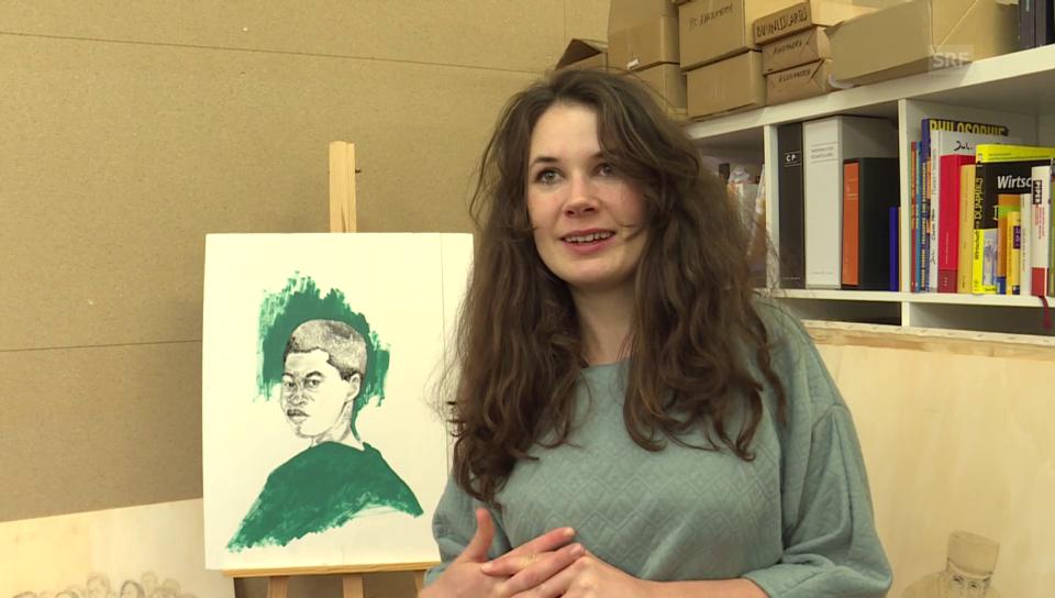 Folge 1: Alexandra Theiler