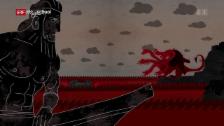 Link öffnet eine Lightbox. Video Odyssee animiert: Skylla und Charybdis (11/14) abspielen