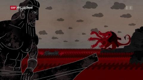 Odyssee animiert: Skylla und Charybdis (11/14)