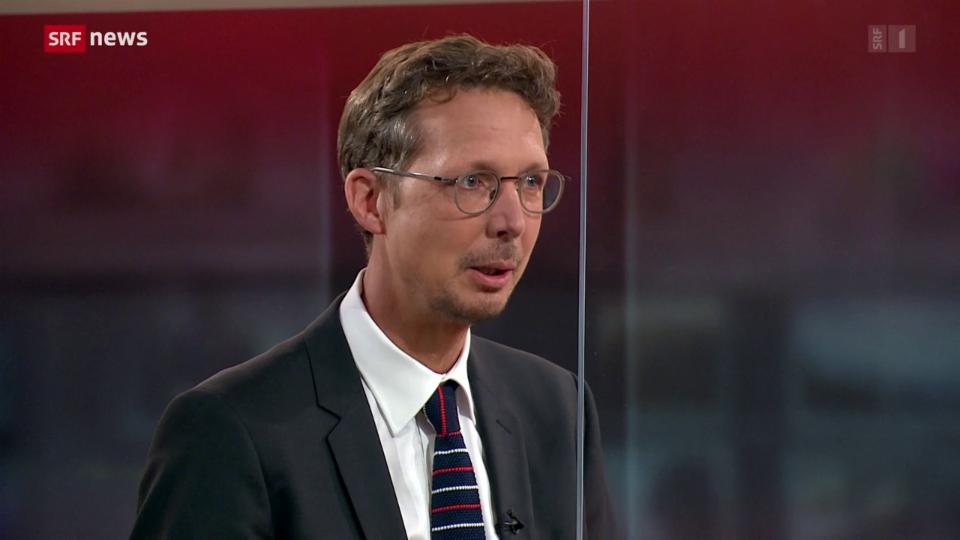 Michael Hermann zu den Ergebnissen der 8. SRG-Corona-Befragung