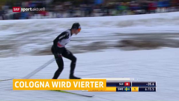 Video «Wintersport mit Langlauf & Biathlon» abspielen
