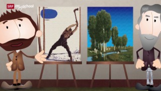 Video «Helveticus 2 – en français: Böcklin et Hodler (12/26)» abspielen