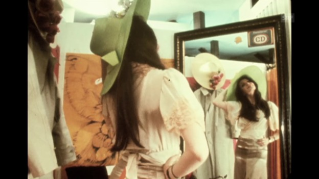 Video «Mode – geliebter Terror (Perspektiven, 28.3.1974)» abspielen