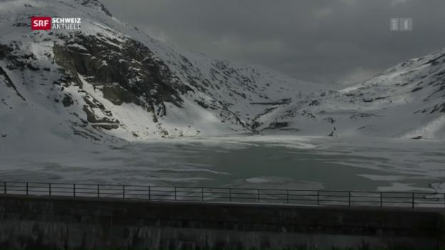 Video «Unterstützung für Wasserkraft» abspielen