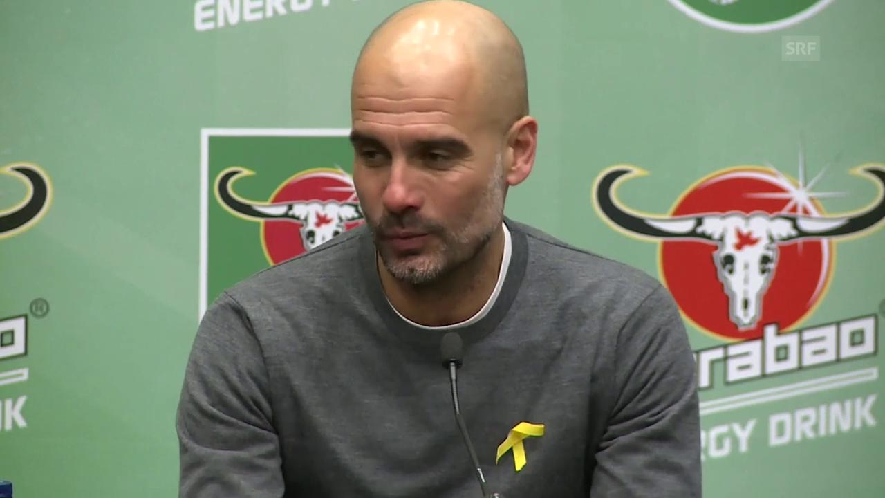 Guardiola: «Der Titel hilft, mehr zu gewinnen»