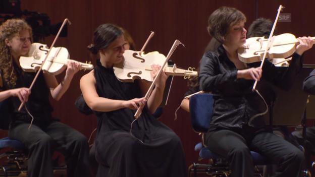 Video «Das Beethoven-Experiment: Das Konzert in voller Länge» abspielen