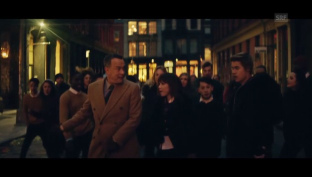 Video «Tom Hanks und Justin Bieber» abspielen
