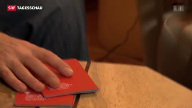 Video «Studie zur Einbürgerung» abspielen