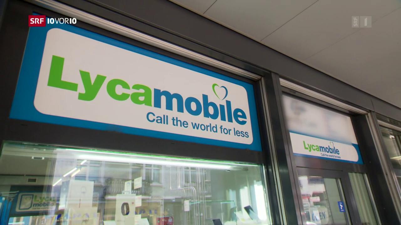 Anklage gegen Lycamobile