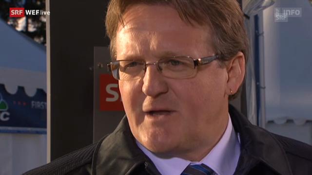 Christof Franzen, Korrespondent SRF Russland