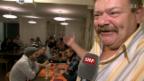 Video «ZSC-Legenden feiern ihren «Fätze»» abspielen