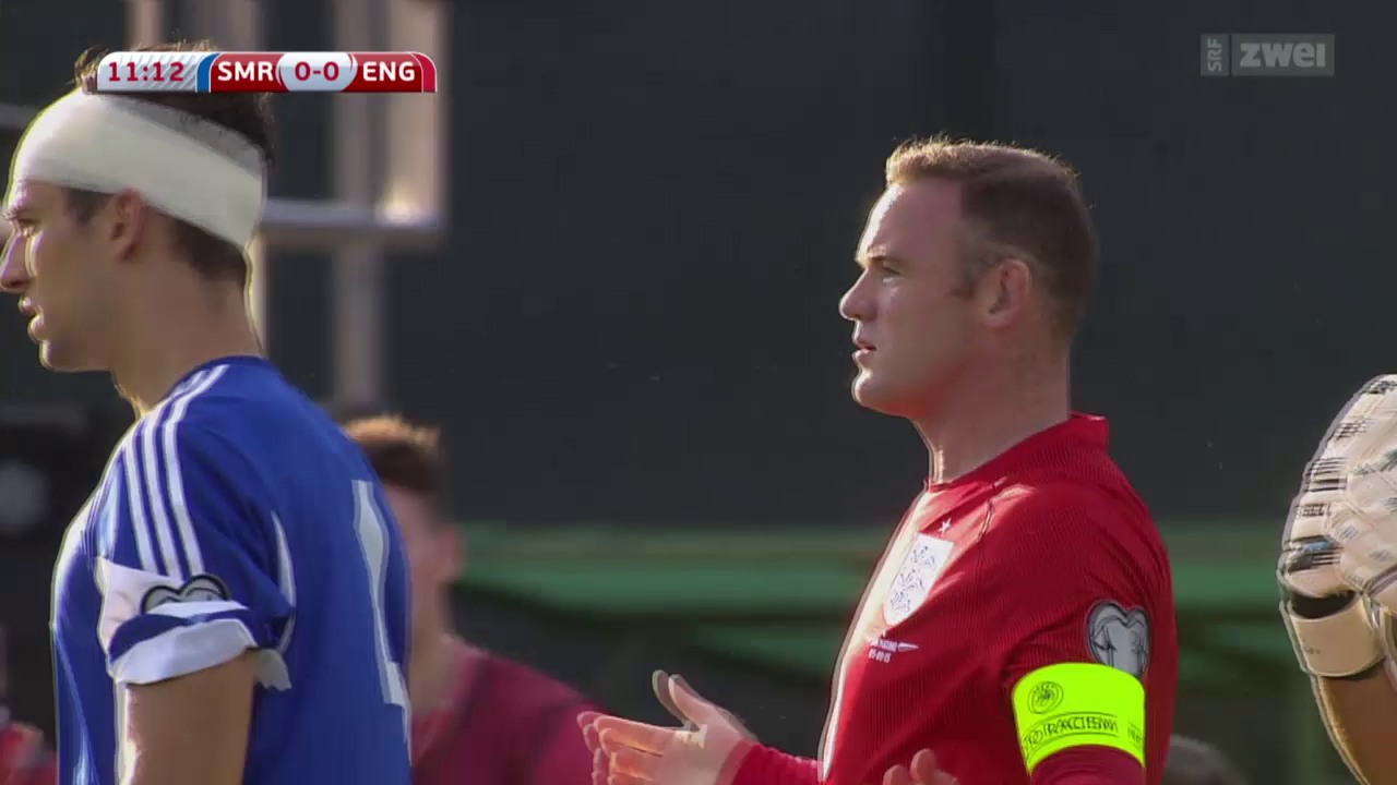 Fussball: EM-Quali, San Marino - England