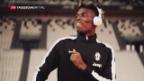 Video «Pogba ist der teuerste Fussballer der Welt» abspielen
