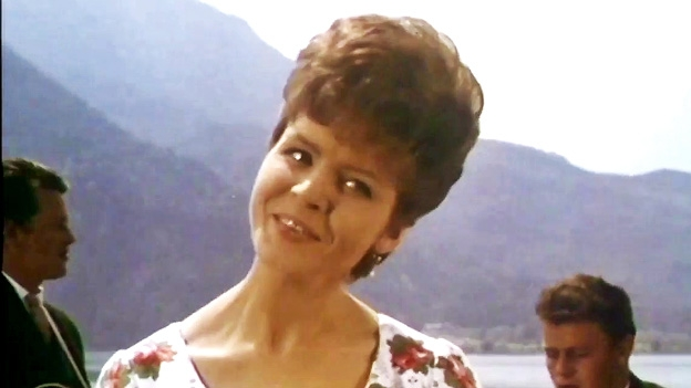 Manuela �Schuld war nur der Bossa Nova� aus �Im singenden R�ssl am K�nigsee� 1963