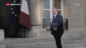 Video ««Ein Kiesel im Schuh von Macron»» abspielen