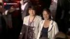 Video «Royal und Aubry im Wahlkampf vereint» abspielen