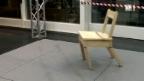 Video «Roboterballet im Warenlager» abspielen