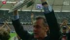 Video «Hitzfelds Abschied von der grossen Bühne» abspielen