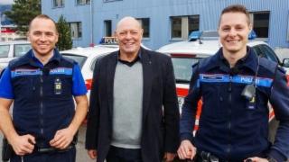 Video «Vier zum Volk (1/4): Ulrich Giezendanner » abspielen