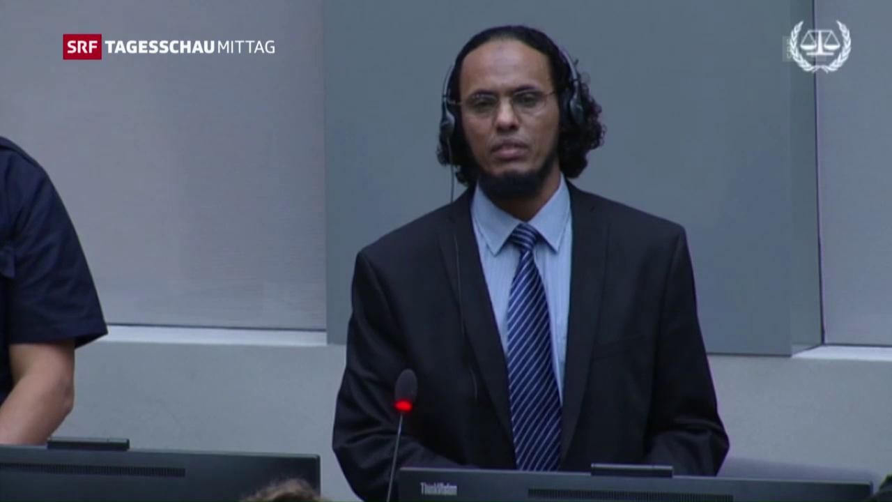 Islamist wegen Zerstörung in Timbuktu vor Gericht