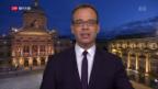 Video «Unternehmenssteuerreform: Einigung erzielt» abspielen