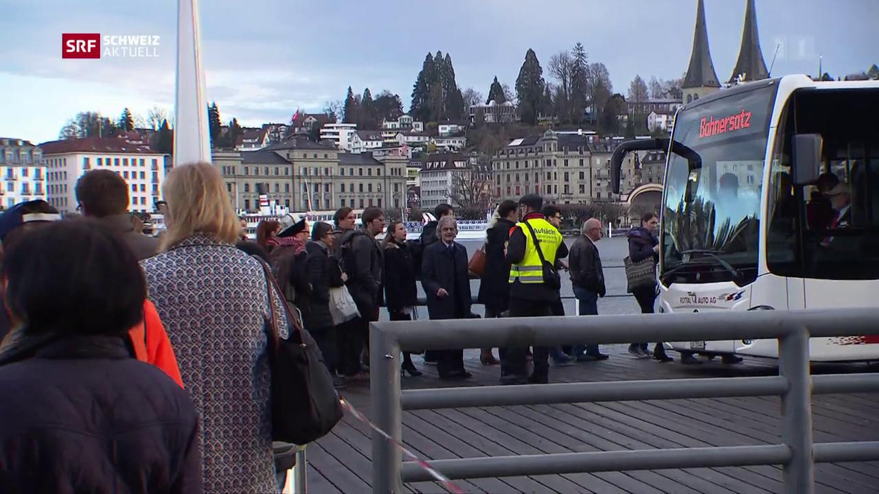 Ausnahmezustand in Luzern