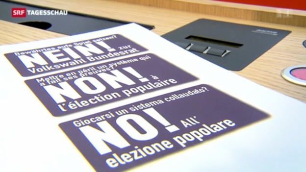 Video «Nein zur Volkwahl» abspielen