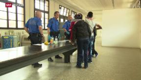 Video «FOKUS: Flüchtlingsstrom im Tessin» abspielen