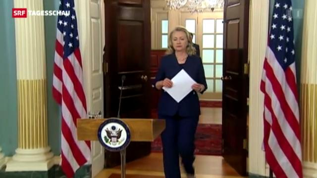 Goodbye Hillary!