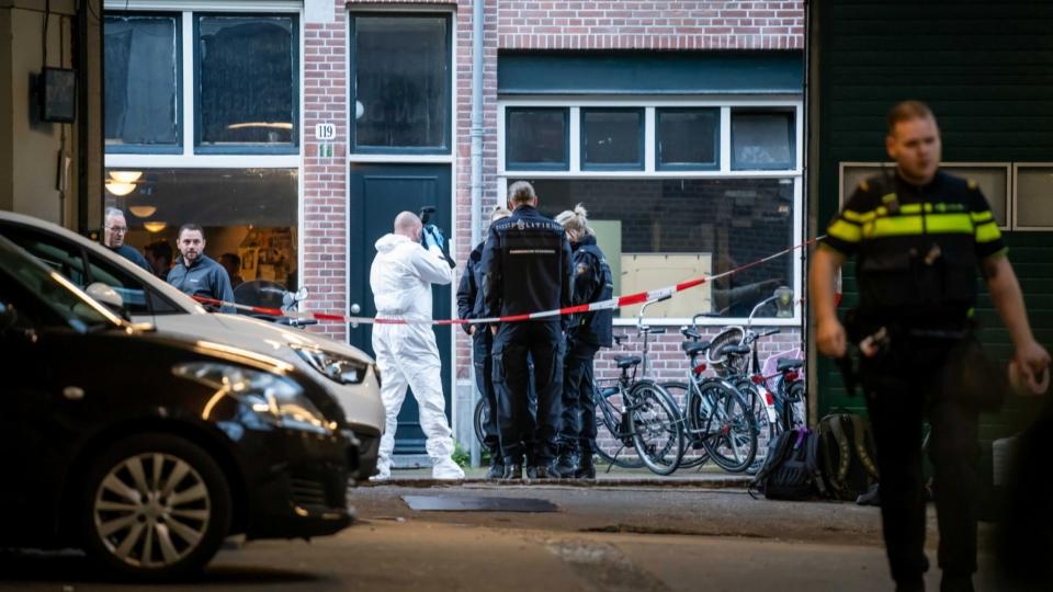 Mordanschlag auf niederländischen Journalisten