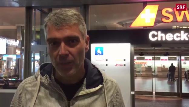 Video «Von Zürich nach Damaskus – eine Reise in Momentaufnahmen» abspielen