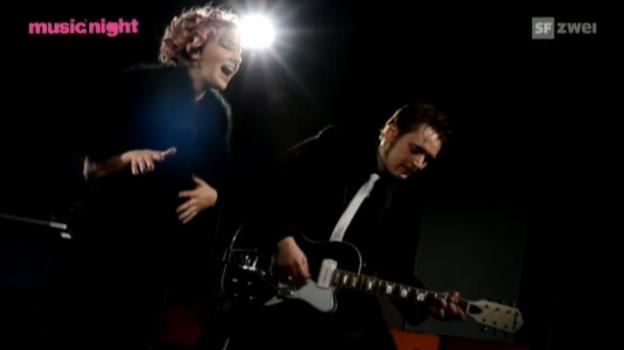 Video «Admiral James T. & Verena von Horsten - «Free Your Mind»» abspielen