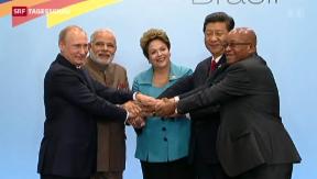 Video «Eigene Entwicklungsbank für Schwellenländer» abspielen
