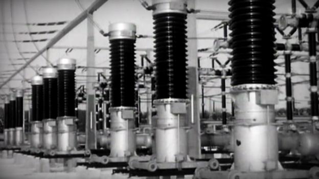 Video «Serie «Vor 50 Jahren»: Die hochgelobte Atomenergie» abspielen