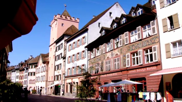 Video «Impressionen aus Rheinfelden» abspielen