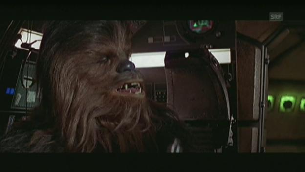 Video ««Glanz & Gloria»: 40 Jahre «Star Wars»» abspielen