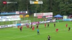 Video «Fussball: Schweizer Cup, Biel - Sion» abspielen