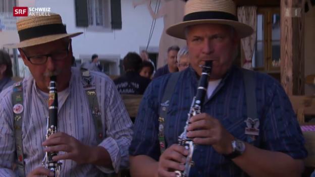 Video «Schweiz aktuell vom 10.09.2015» abspielen