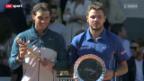 Video «Tennis: Final ATP Madrid» abspielen