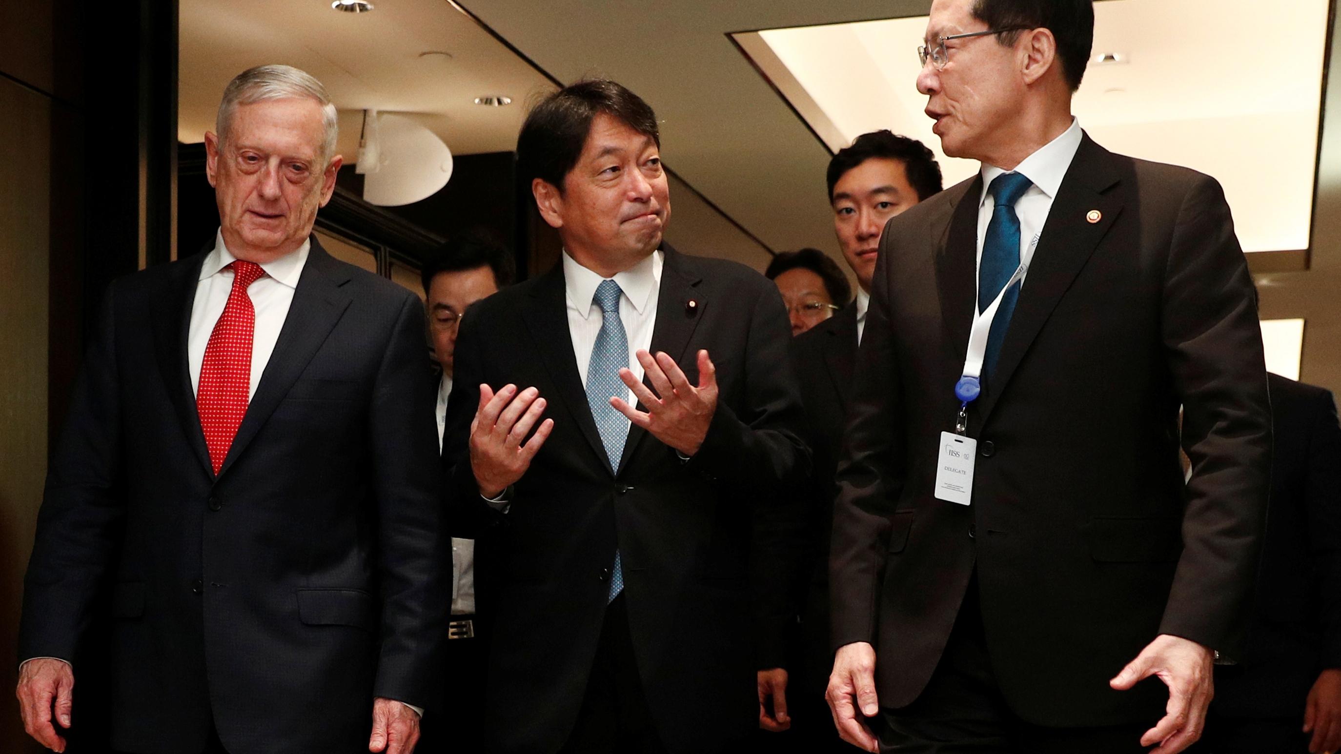 Ostasien sucht Schulterschluss mit China