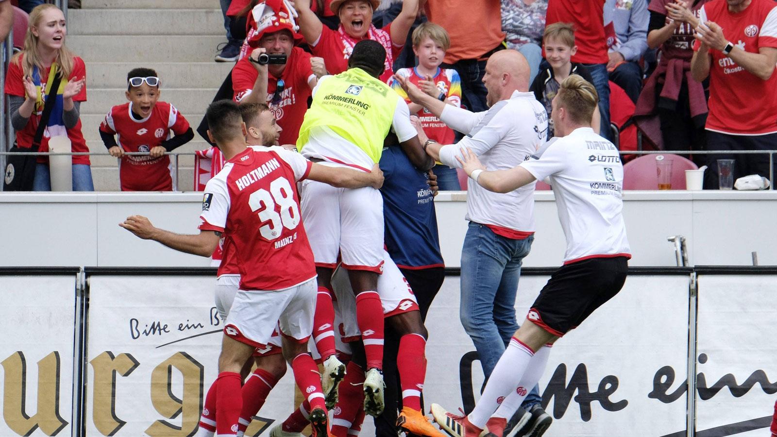 Wichtiger Sieg für Mainz (Autor: Florian Winkler, ARD)
