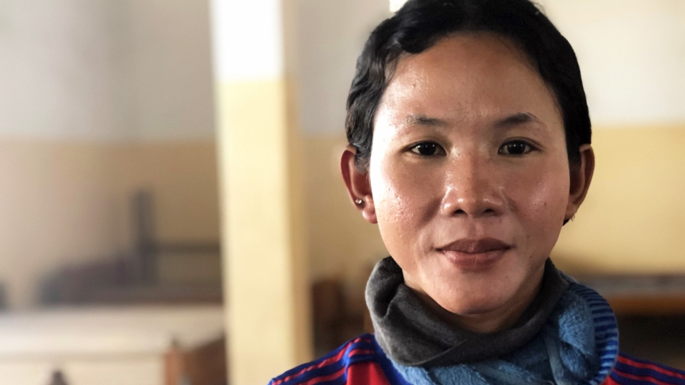Soem Da, Kambodscha: Mit dem Rollstuhl ins Nationalteam