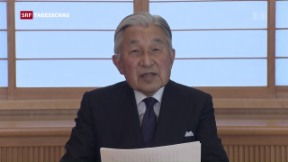 Video «TV-Ansprache des Kaisers» abspielen