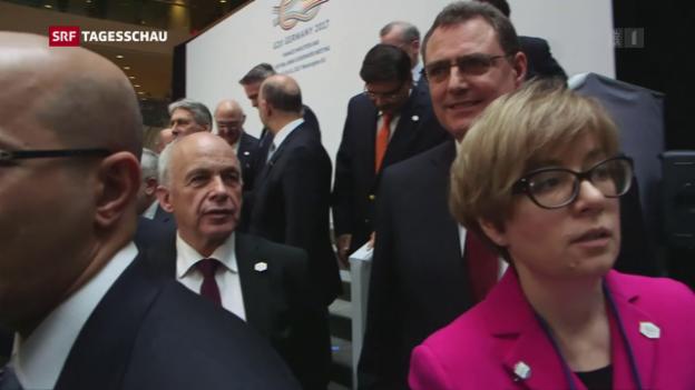 Video «IWF-Tagung in Washington» abspielen