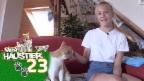 Video «Rea und ihr Kater Giaro» abspielen