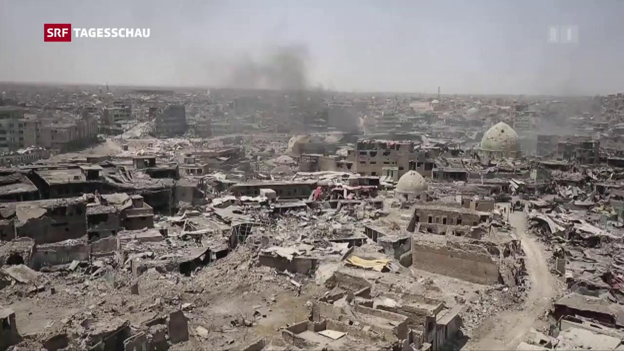 IS aus Mossul vertrieben