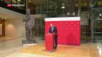 Video «SPD offen für Gespräche über Regierung» abspielen