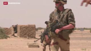 Video «Neuer Anschlag – Mali kommt nicht zur Ruhe» abspielen