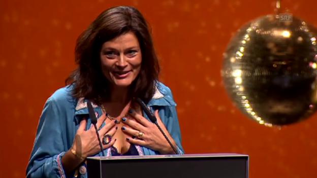 Video «Die Verleihung des Treatment Award am ZFF» abspielen